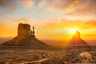 Murales Monument Valley